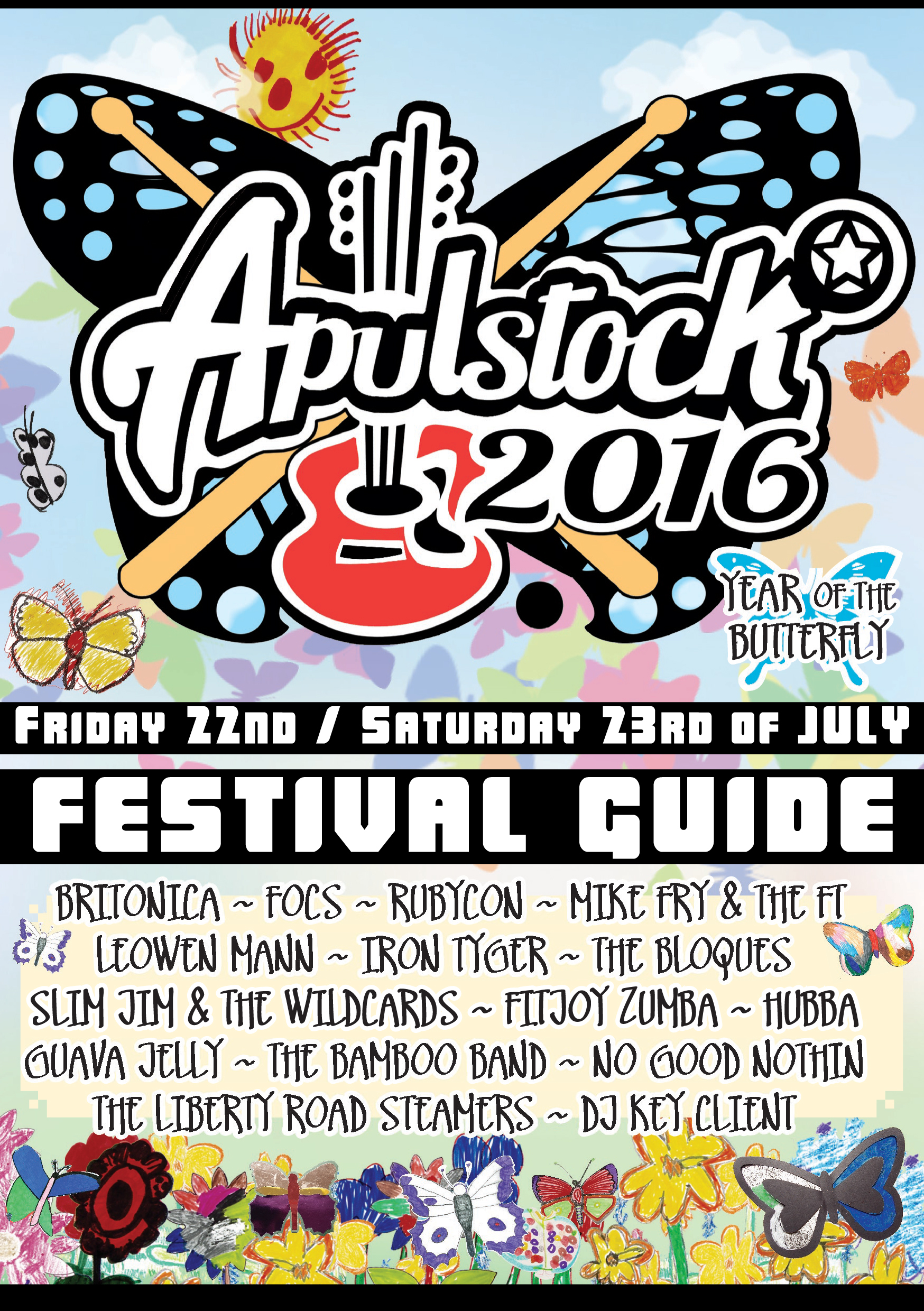 Apulstock 2016 Event Guide 1