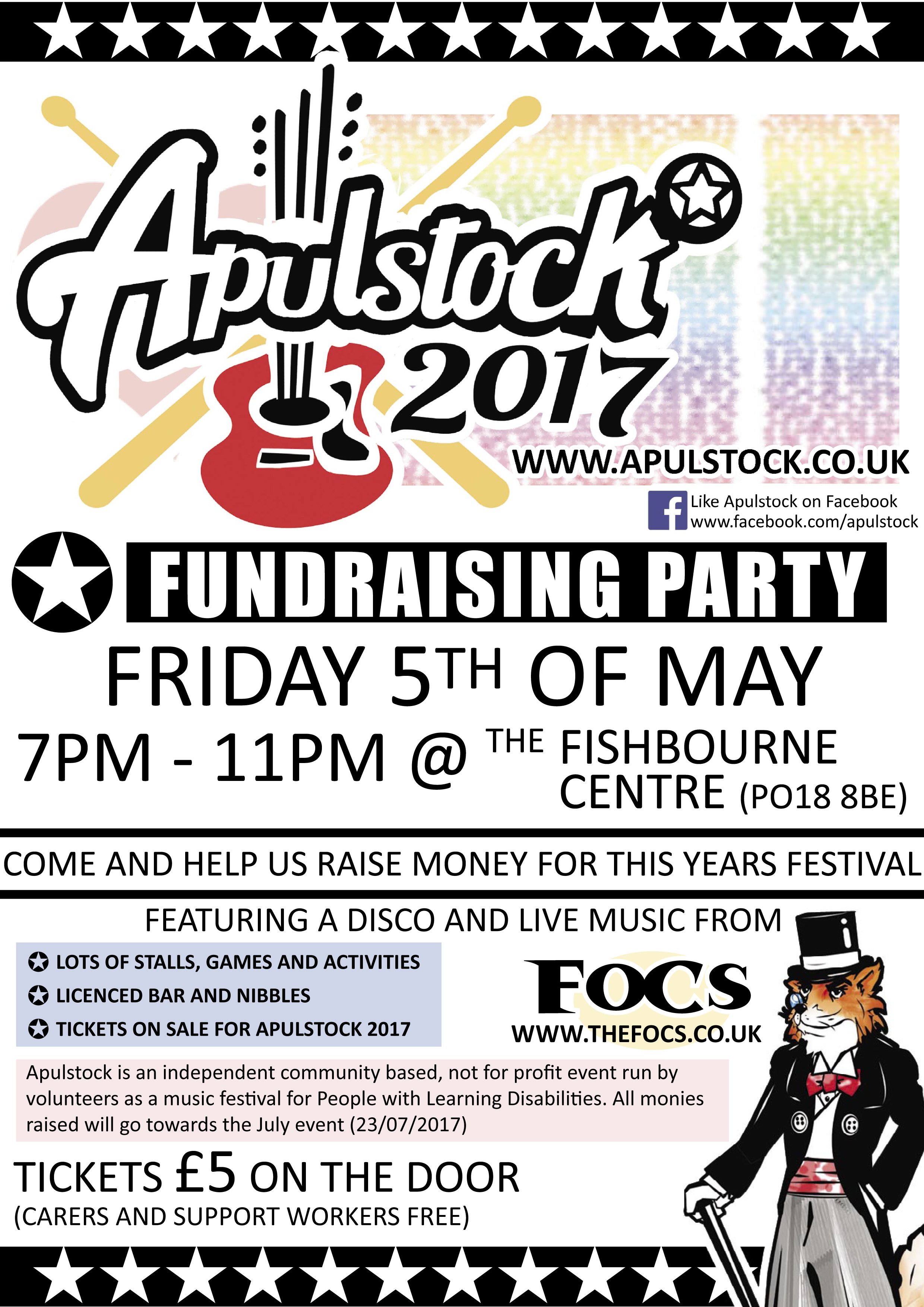 ASX Fundraiser 05 05 2017